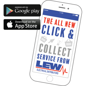 Download the LEW Mobile App
