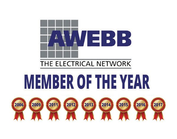 AWEBB Member of the Year