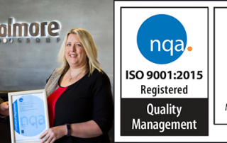 Scolmore Achieves ISO 9001:2015
