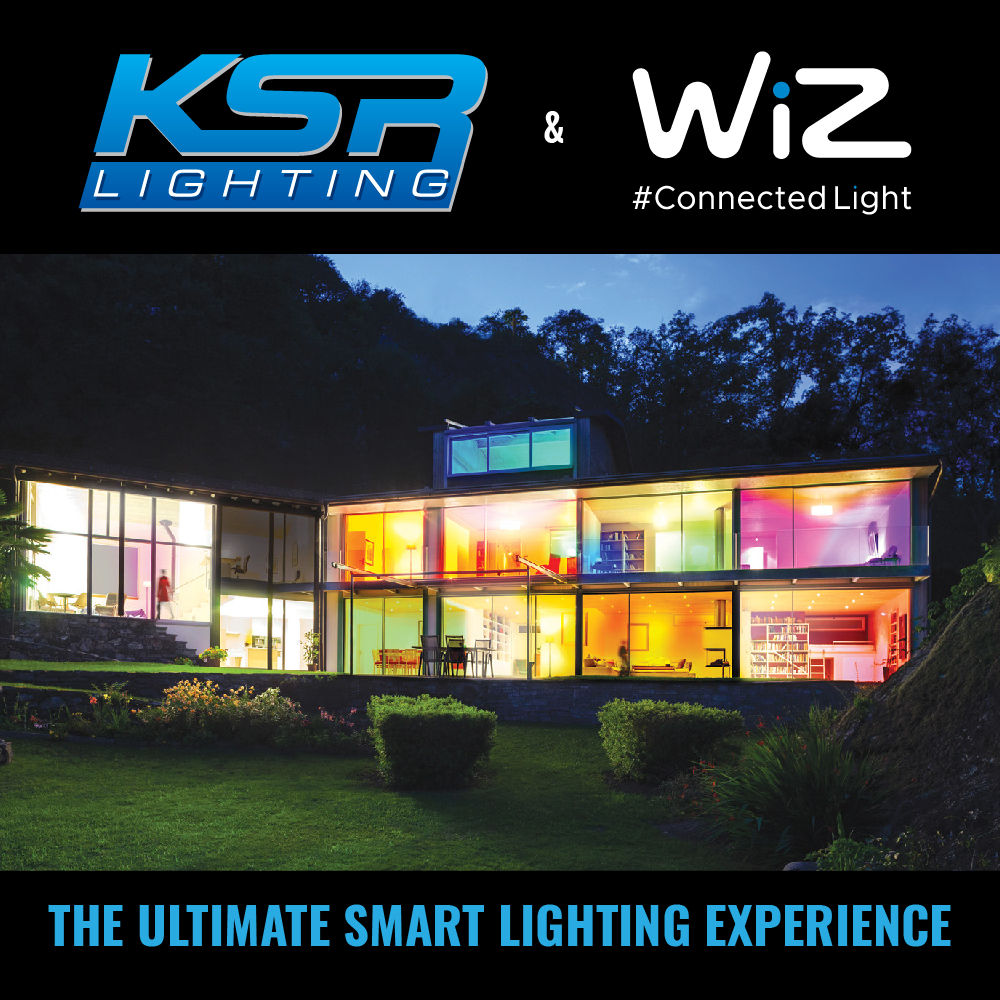 KSR Lighting Wiz Connected
