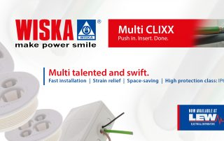 Wiska Multi Clixx
