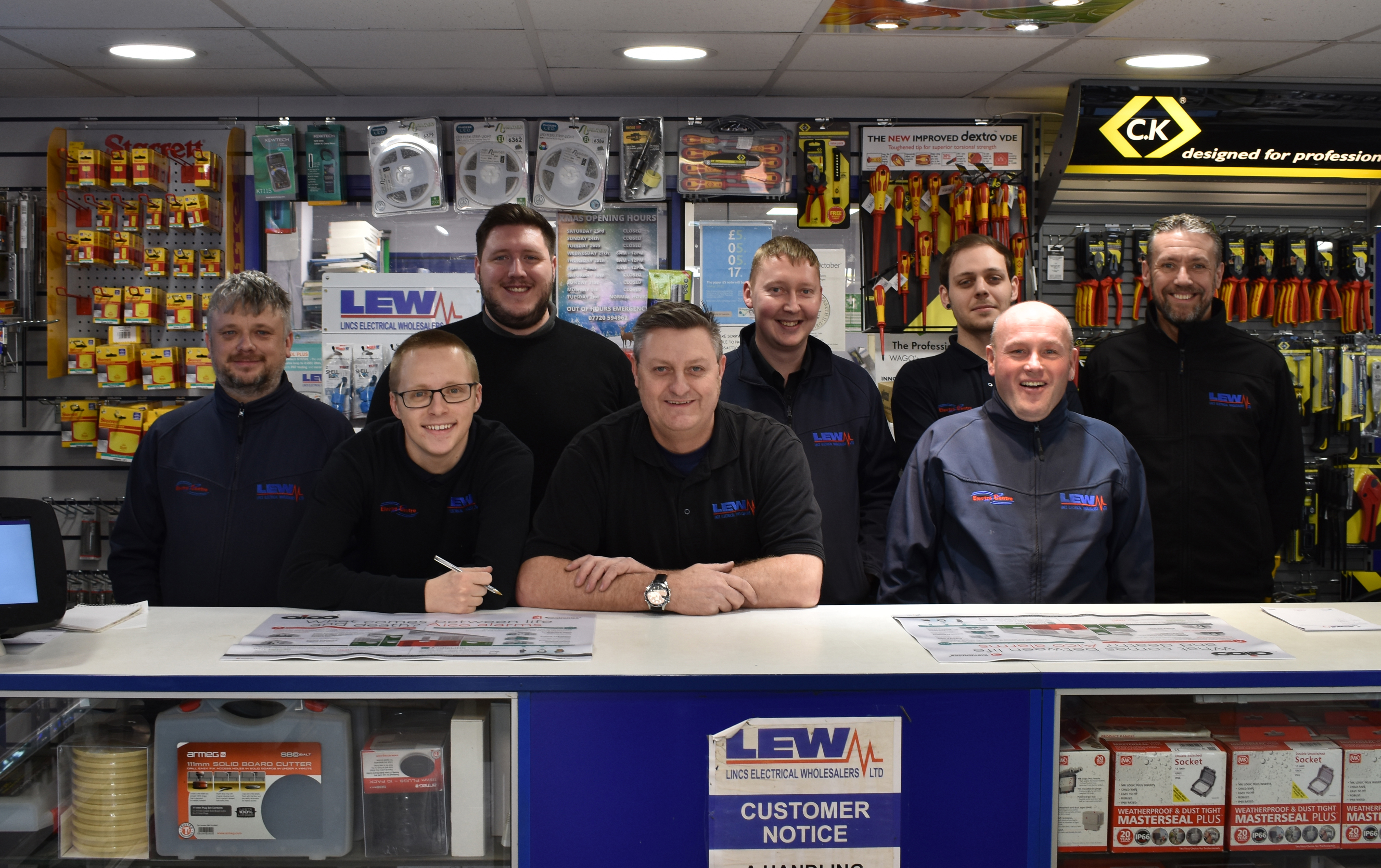 Barnsley Staff
