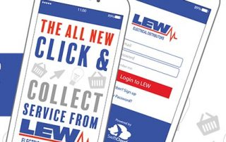 Click and Collect Mobile App
