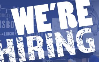 We're Hiring - Marketing Assistant