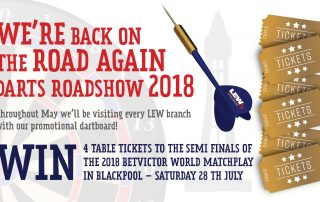Darts Roadshow