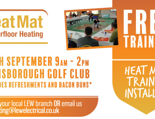 Heat Mat Training Day