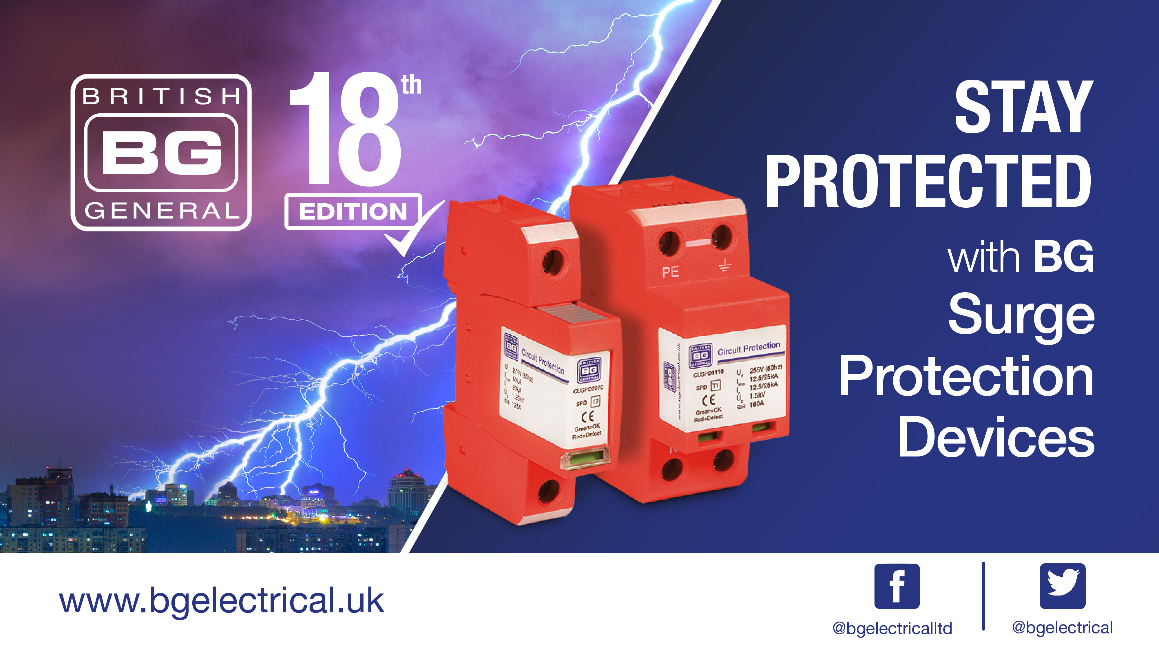 surge protection devices and the 18th edition regulations | lew electrical  distributors
