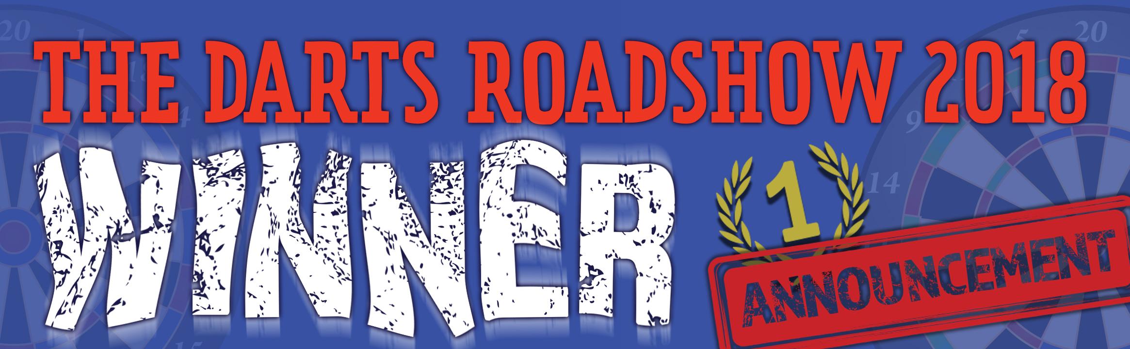 Darts Roadshow Winner