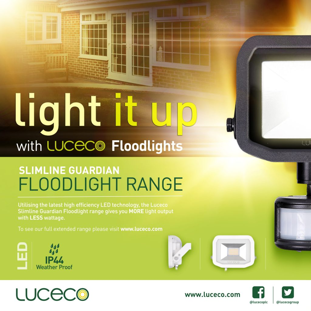 Light It Up - Slimline Floods