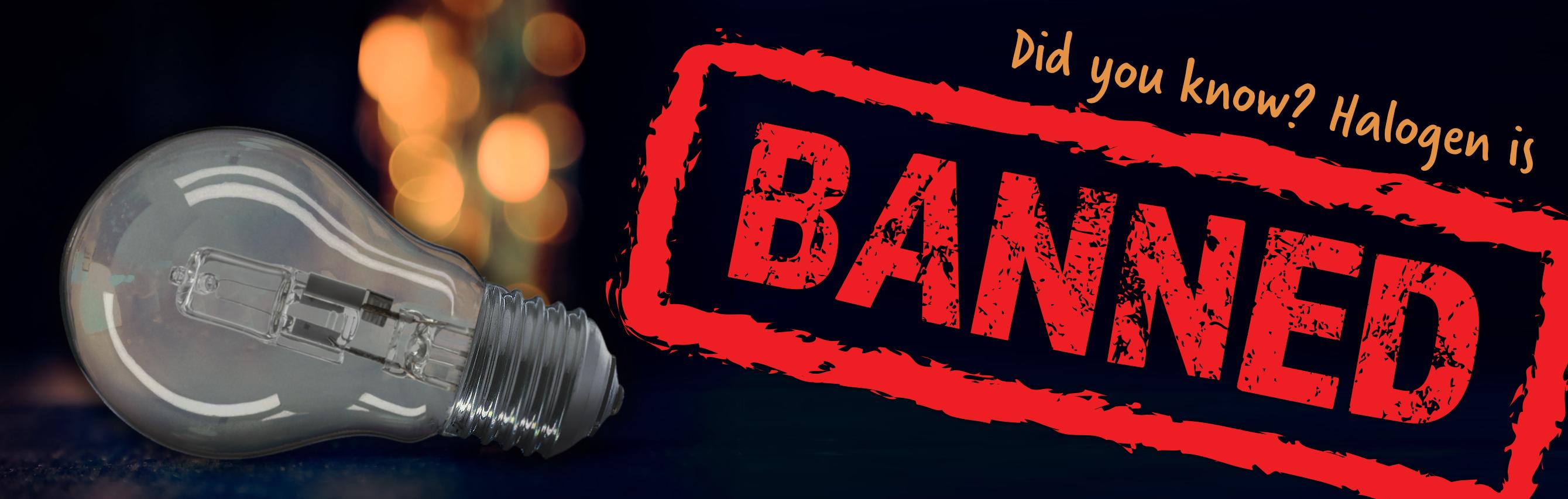 Halogen Ban