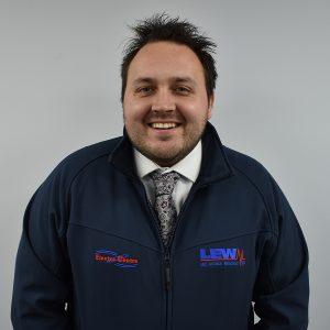 John Potter - Branch Manager