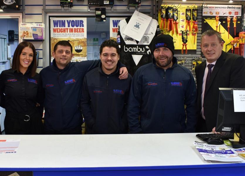 Hull Staff