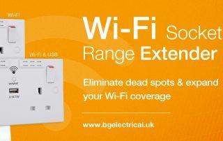 BG Wi-Fi Socket Extender