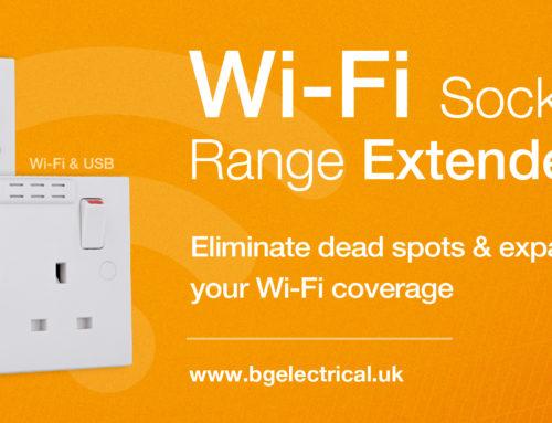 BG Wi-Fi Socket Range Extender