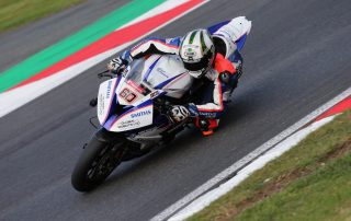 Hickman at Brands Hatch