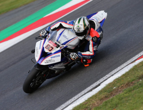 Top ten finishes for Hickman at Brands Hatch