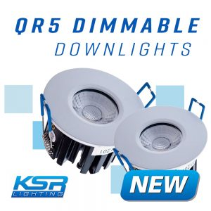 KSR QR5 Dimmable - Available at LEW