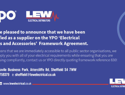 Sheffield Qualify from YPO Framework Agreement