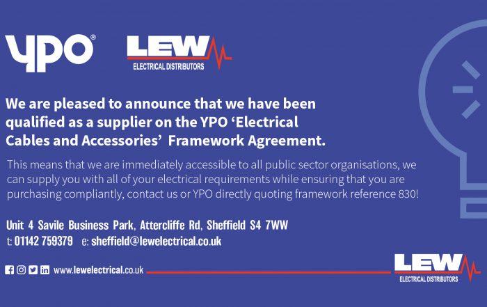 YPO Framework Agreement