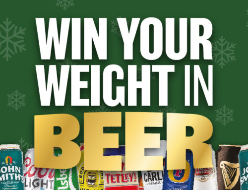 Win Your Weight In Beer!