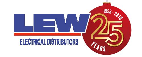 LEW Electrical Distributors Logo