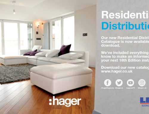 Download Hager's Residential Distribution Catalogue