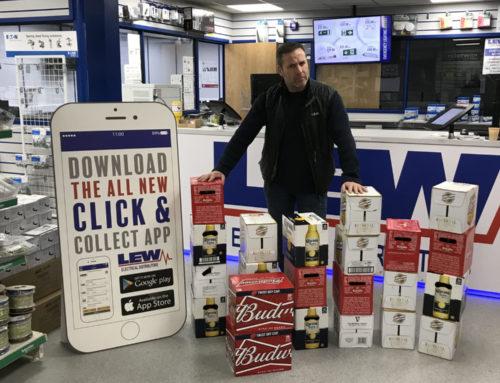 Win Your Weight In Beer Winners!