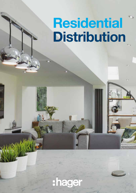 Hager Residential Distribution Catalogue