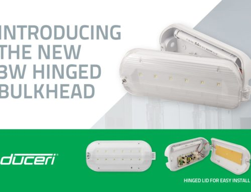 Innovative Emergency Lighting from ESP