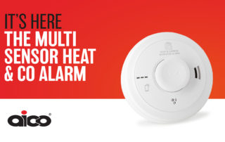 Heat and CO Alarm