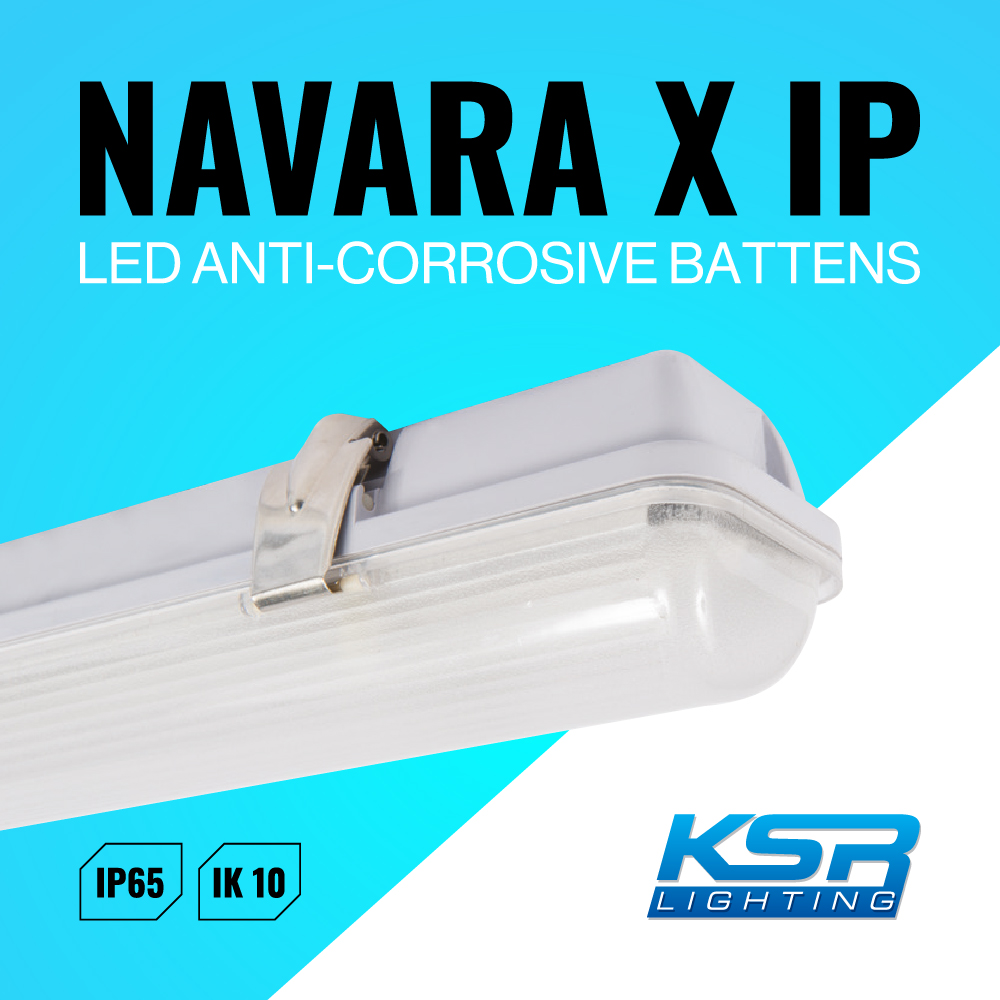 KSR Lighting Anti-Corrosive Lighting Fitting