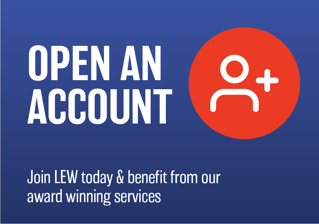 Open An Account | Award Winning Electrical Wholesaler