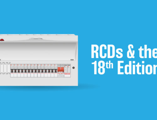 RCD Selection and 18th Edition Regulations