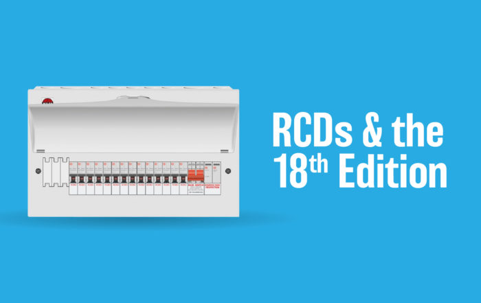 18th Edition RCD Selection