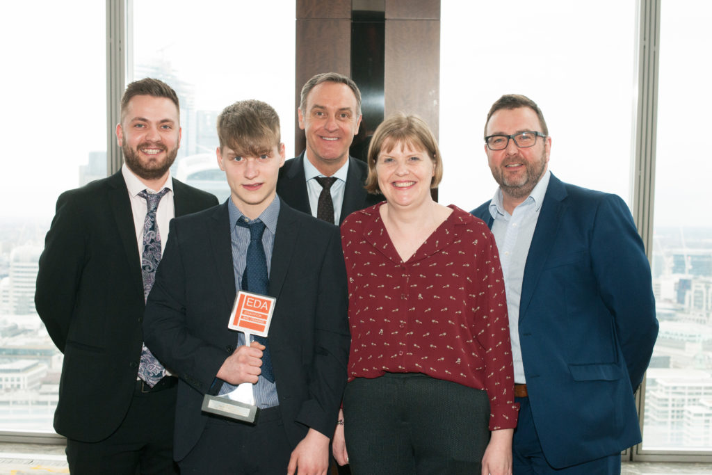 EDA Learning & Achievement Awards 2019