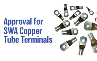 SWA TQ Copper Tube Terminals