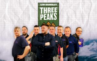 Barnsley Three Peaks