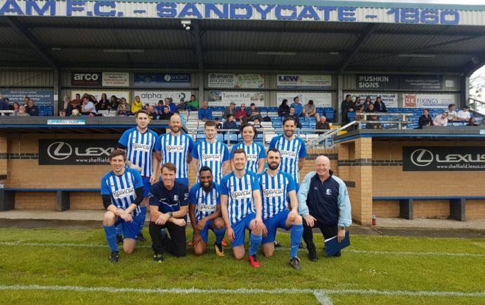 Hallam FC Charity Match