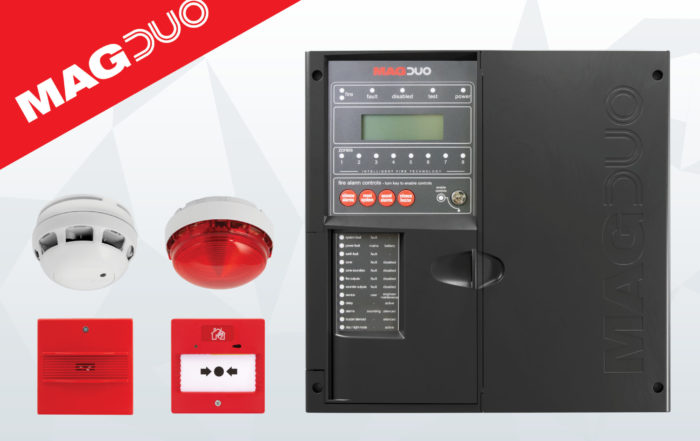 MAGDUO Two-Wire Fire System