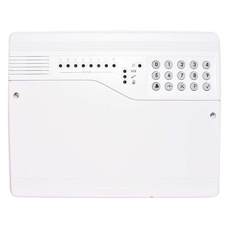 Honeywell intruder alarm panel
