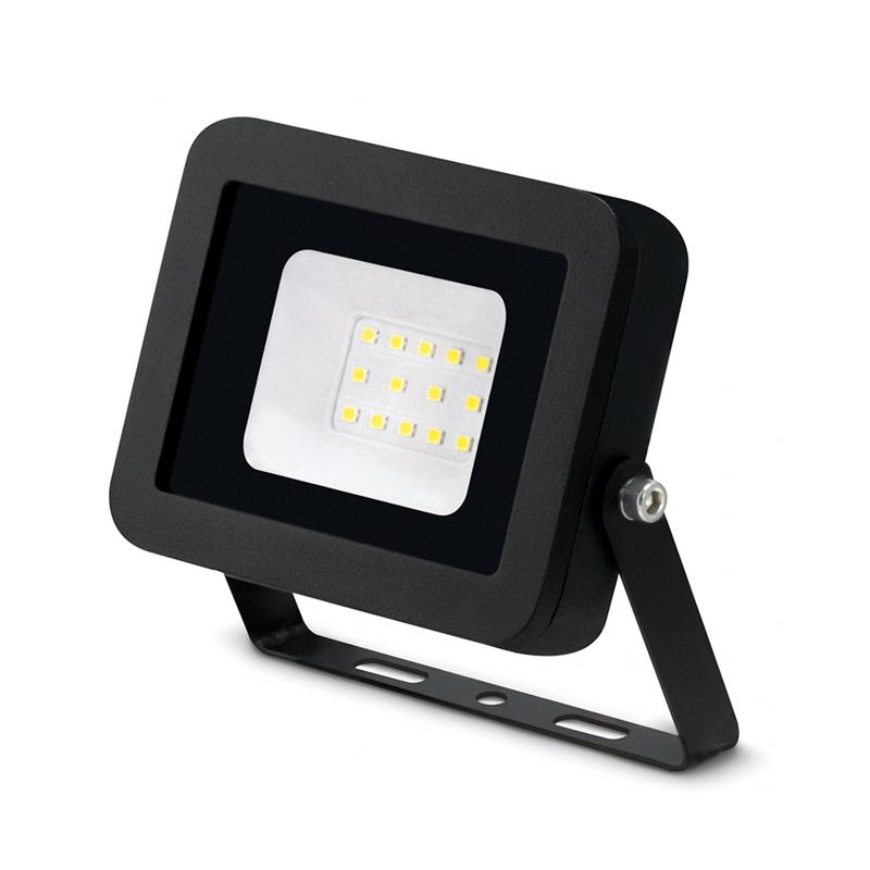 Solar powered security lighting