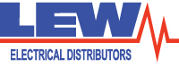 LEW Electrical Distributors Logo