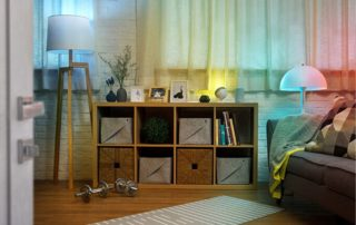 WiZ smart lighting