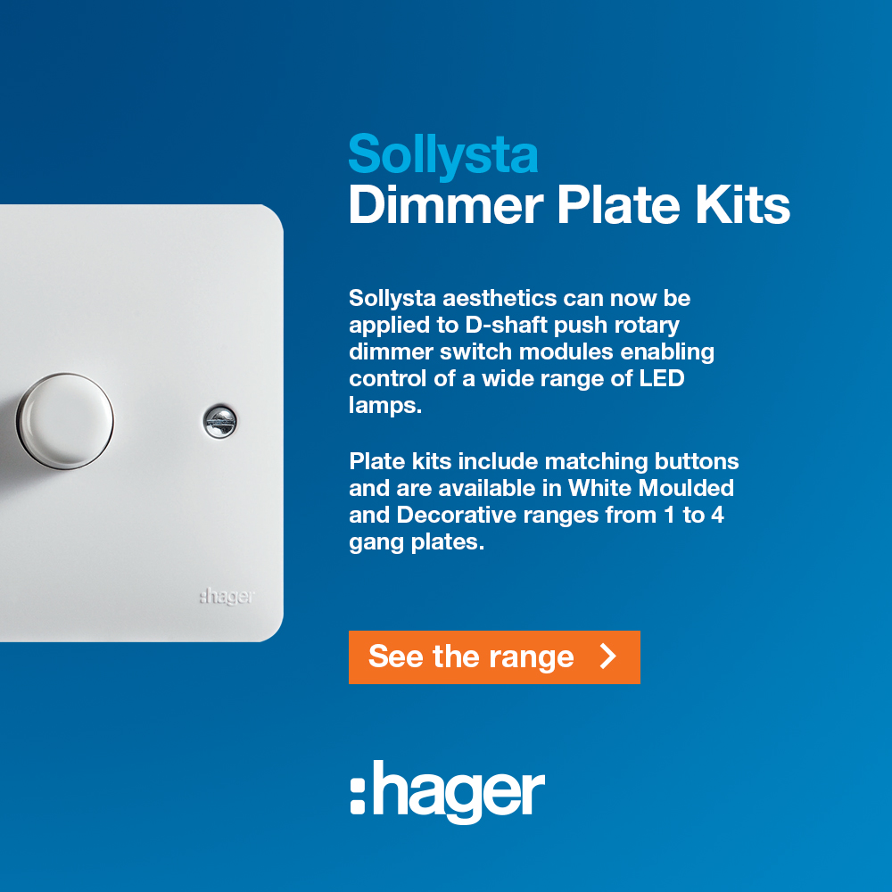 Hager Wiring Accessories