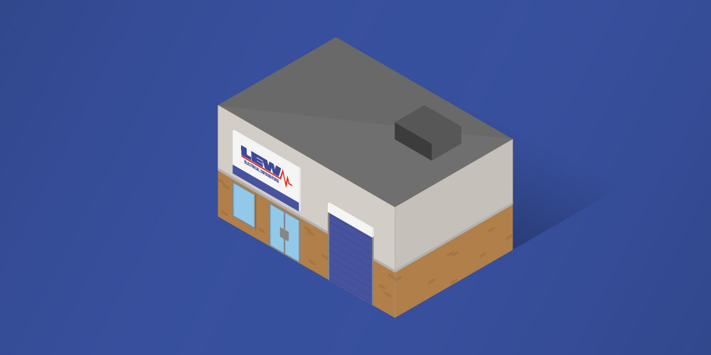 lew branch counter