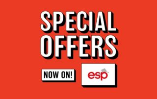 Special Offers Now on ESP